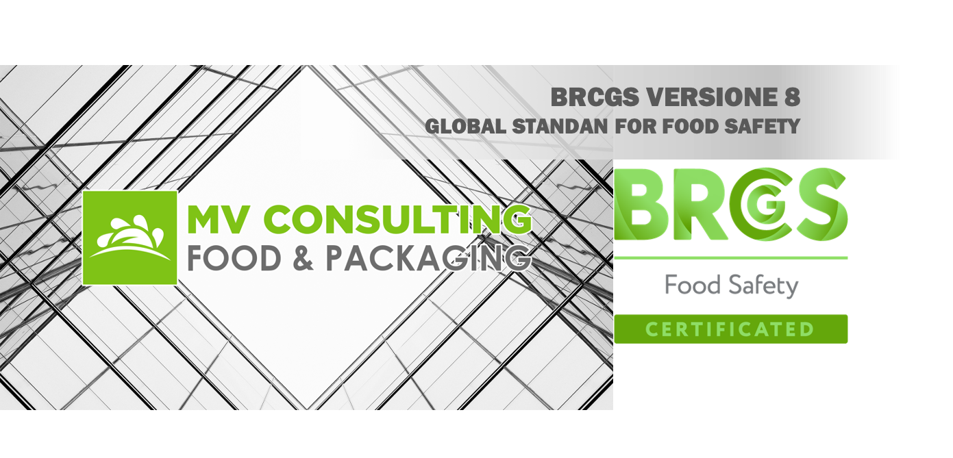 Brcgs Food Versione 8 Mv Consulting