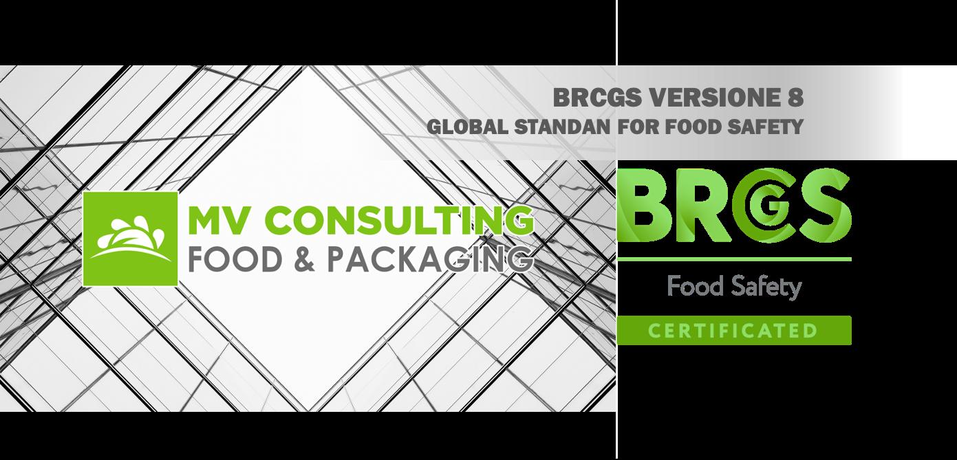 Brcgs Food Versione 8 Mv Consulting