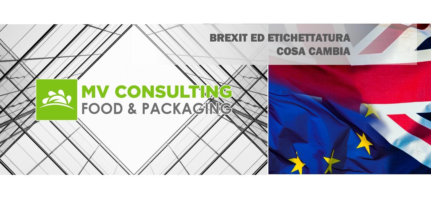 Brexit Ed Etichettatura Mv Consulting Srl