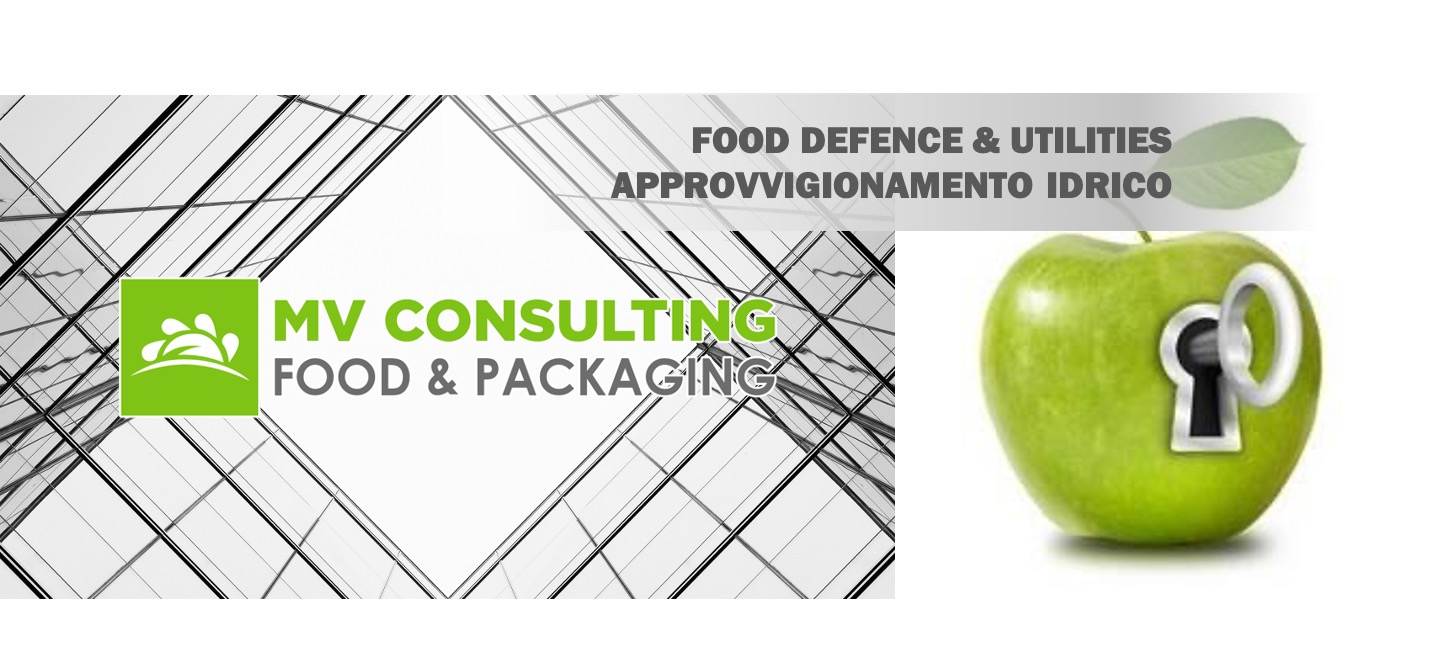 Food Defense E Le Utilies Mv Consulting