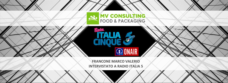 Mv Consulting A Radio Italia 5 Onair