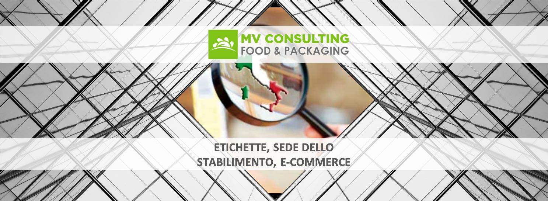 Sede Dello Satbilimento Ed Ecommerce Mv Consulting
